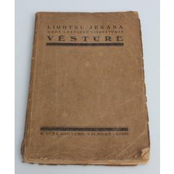 Līgotņu Jēkabs, Mazā Latviešu literatūras vēsture