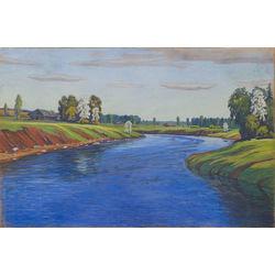 Река Салаца