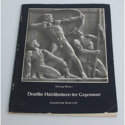 Henny Weber, Detsche Holzlsnikerei der Gegenwart