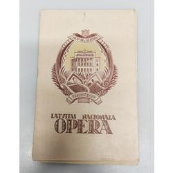 Latvijas Nacionālās operas 1937-1938.g. sezonas programma