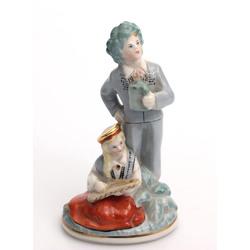 Porcelāna figūra 'Līgotāji'