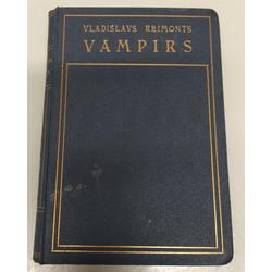 Vladislavs Reimonts, Vampīrs