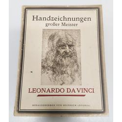 Handzeichnungen groser Meister, Leonardo Da Vinci