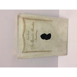 Die  Ayrerische Silhouettensammlug. Eine Festgabe Zu Goethes  Hundertundfunfzigstem Geburtstag