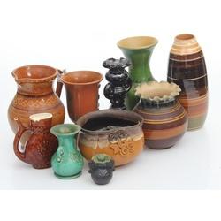 Keramikas vāzes (10 gab)