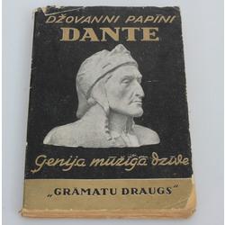Džovanni Papīni, Dante(Ģēnija mūžīgā dzīve)