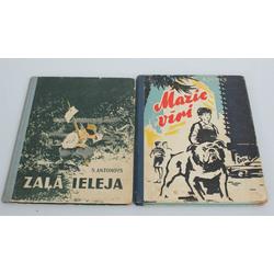 2 books -