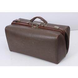 Ādas koferis/soma