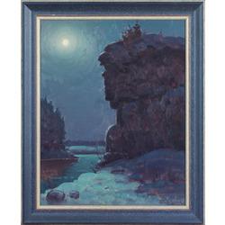 Oliņkalns pie Daugavas senlejas