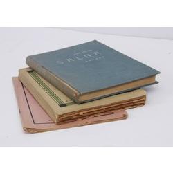 3 grāmatas  - Oļģerts Silarajs(romāns), Kārļa Brīvnieka kupekejas(II.),
