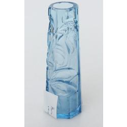 Neliela stikla vāzīte jūgendstilā