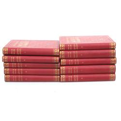 Kārlis Skalbe Kopotie raksti 10 sējumi
