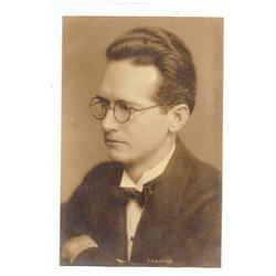Fotografija 7. visparējo  Dziesmu svētku virsdiriģents Teodors Kalniņš
