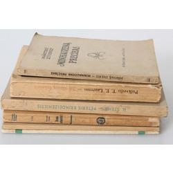 6 grāmatas  Jāņa Eiduka