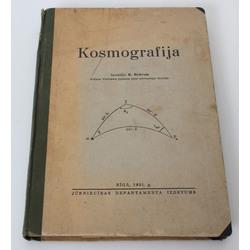 R.Brūvels, Kosmografija
