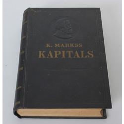 K.Markss, Kapitāls