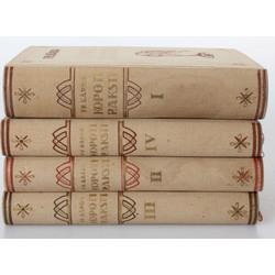 Fricis Bārda, Kopoti raksti 4 grāmatas