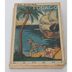 Aleksandrs Grīns, Tobago (vēsturisks romāns)