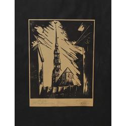 Pēterbaznīcas tornis