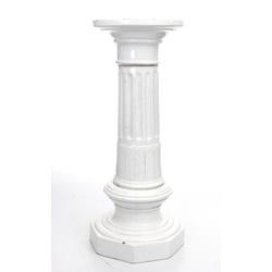 Faience column