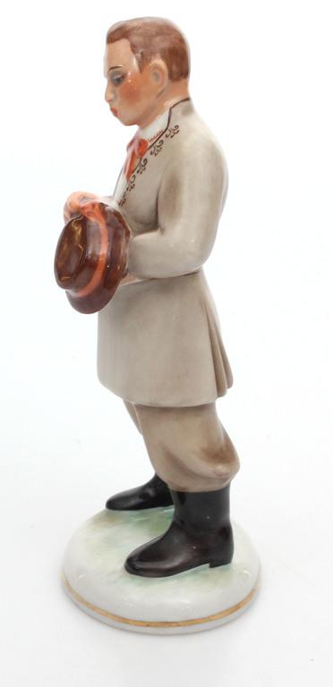 Porcelāna figūra ''Tautu dēls''