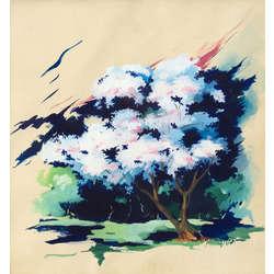 Ziedošais koks