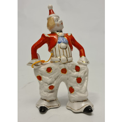 "Porcelāna figūra ""Klauns"