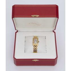 Cartier Zelta pulkstenis