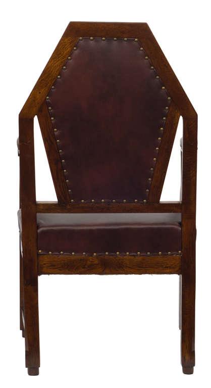 3 ozolkoka krēsli