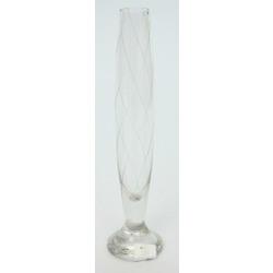 Garena stikla vāze