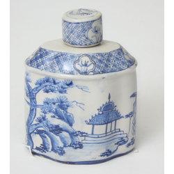 Apgleznots porcelāna trauks