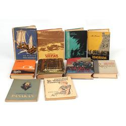10 grāmatas latviešu valodā