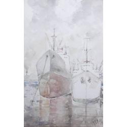 Divi kuģi