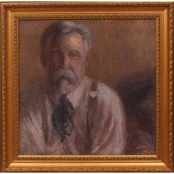 Portrait of a father