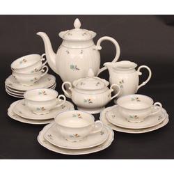 Porcelāna tējas servīze 5 personām
