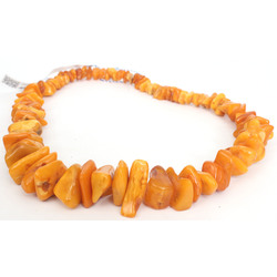 100% Natural Baltic amber brooch, 185 g