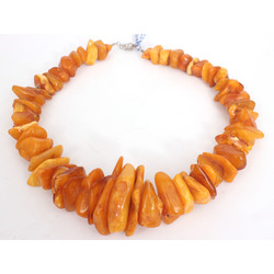 100% Natural Baltic amber brooch, 130 g