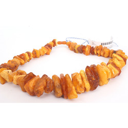 100% Natural Baltic amber brooch, 198 g.
