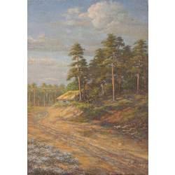 Būdiņa mežā