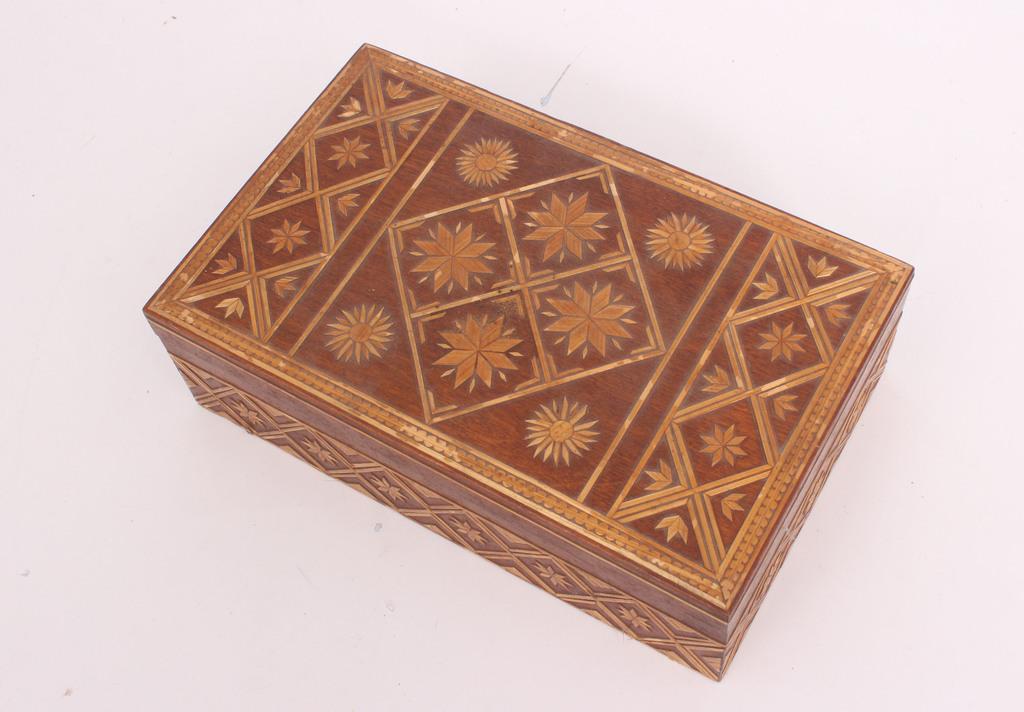 Koka kastīte