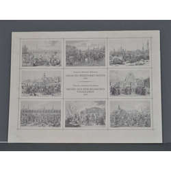 Lithography reproductions album