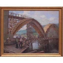 Tilta būvniecība