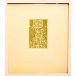 A.Korsiete, 3 litogrāfijas