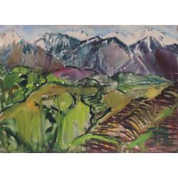 Kalnu ainava