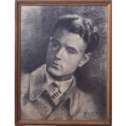 Portrait of Janis Pauluks