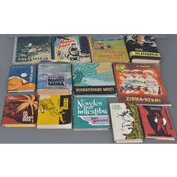 13 grāmatas latviešu valodā