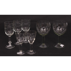 Stikla glazes 7 gab