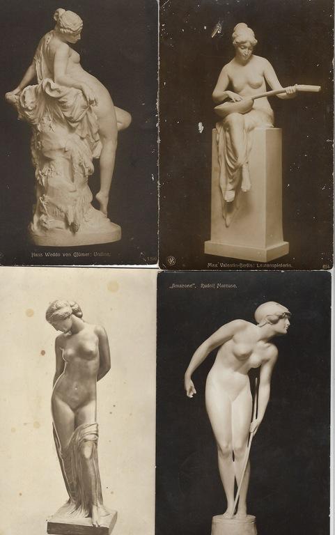 10 шт. набор открыток