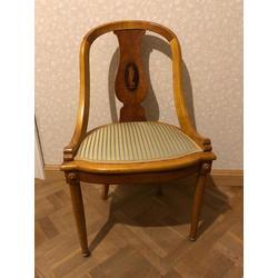 Bērzkoka krēsls