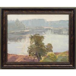 Vējavas ezera motīvs